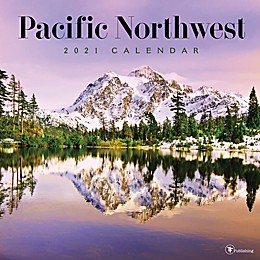 TF Publishing 2021 Pacific Northwest Wall Calendar