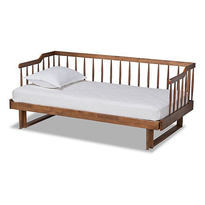 Alternate image 1 for Baxton Studio Ames Expandable Twin to King Daybed