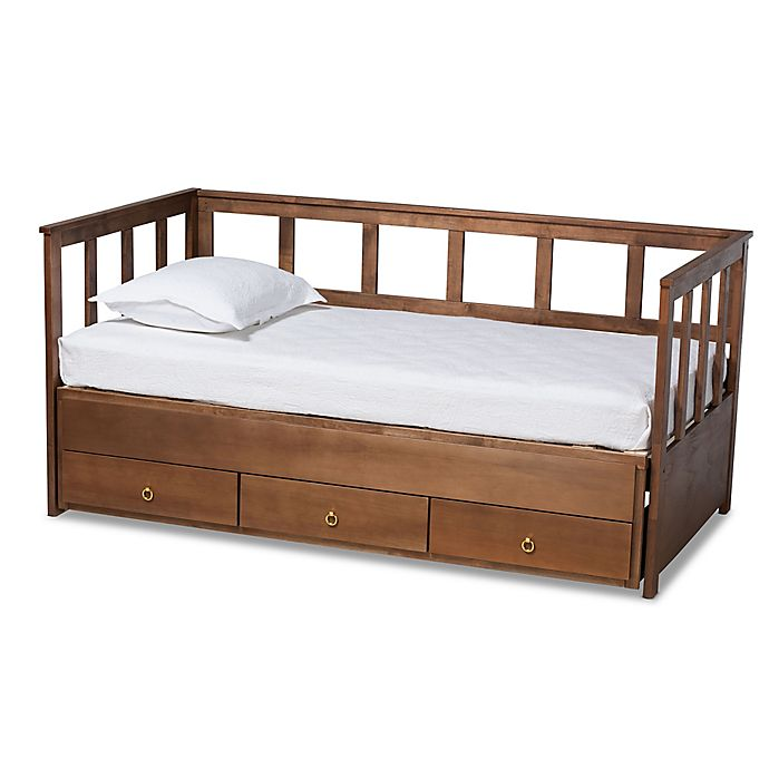 Alternate image 1 for Baxton Studio® Micah Expandable Twin to King Daybed