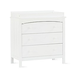 Baby Relax Zane 3-Drawer Dresser with Topper