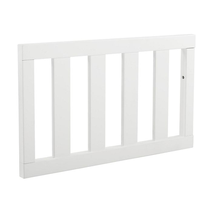 Alternate image 1 for Baby Relax Zane Toddler Guard Rail in White