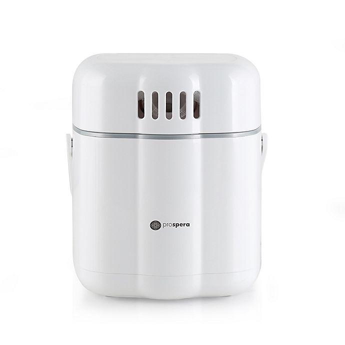 Alternate image 1 for Prospera Hot Mist Nano Facial Steamer in White