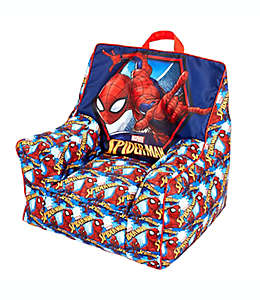 Sillón infantil de poliéster The FHE Group Inc. Classic Spider-Man