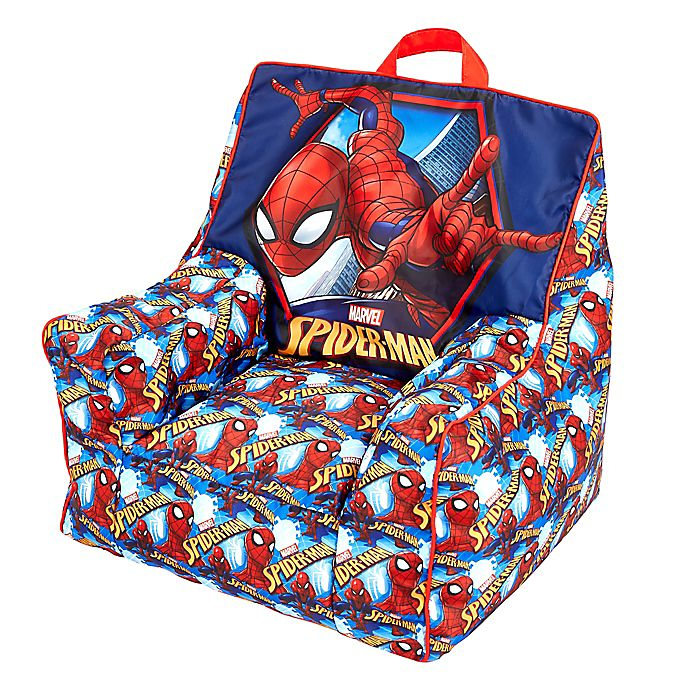 Alternate image 1 for The FHE Group Inc. Classic Spider-Man Bean Bag