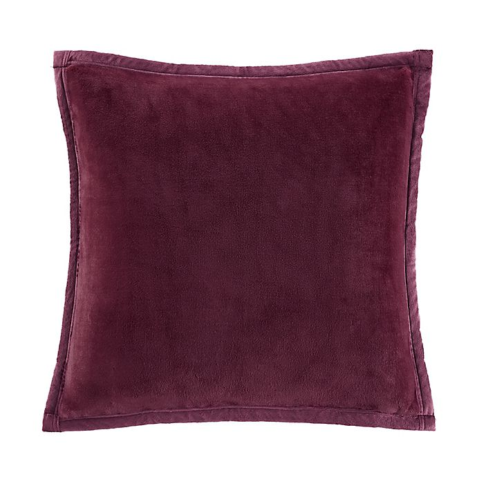 Alternate image 1 for UGG® Coco Luxe Square Throw Pillows (Set of 2)