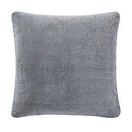 UGG® Dawson Faux Fur Square Throw Pillow