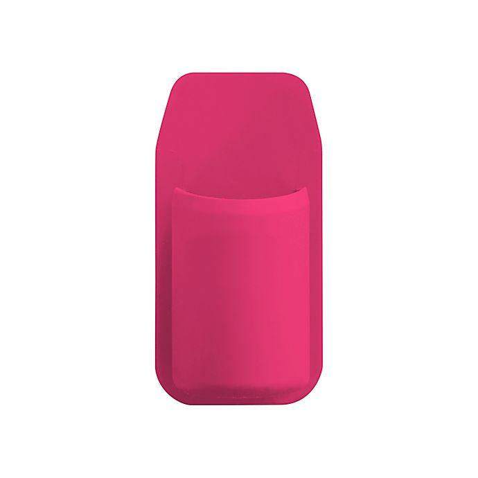 Alternate image 1 for 30 Watt™ Seltzki Shower Seltzer Holder in Hot Pink