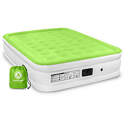 Air Comfort Dream Easy Raised Air Mattress with Built-in Pump
