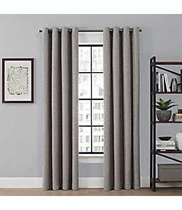 Cortina blackout Brookstone® Saville, 2.13 m color gris