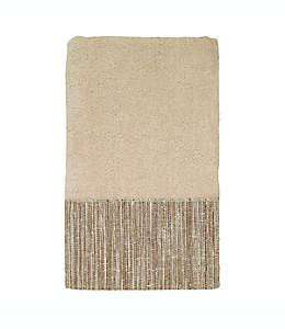 Toalla para manos de algodón Avanti Brentwood color lino