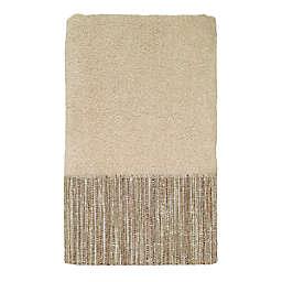 Avanti Brentwood Hand Towel in Linen