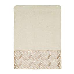 Avanti Carrara Hand Towel in Ivory