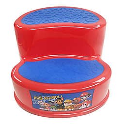 Nickelodeon™ PAW Patrol 2-Tier Step Stool in Red/Blue