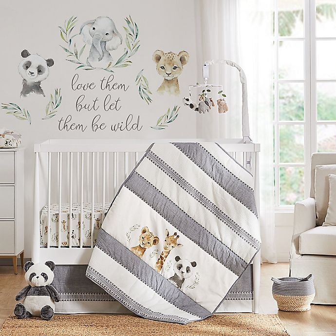 Alternate image 1 for Levtex Baby Mozambique Nursery Bedding Collection