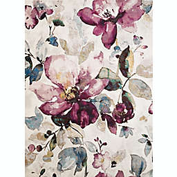 United Weavers Rhapsody Floral Garden Tufted Rug in Multi