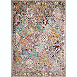 United Weavers Rhapsody Nash Court Multicolor Area Rug