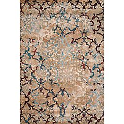 United Weavers Jules Andalusite 5' 3 x 7'2 Area Rug in Taupe