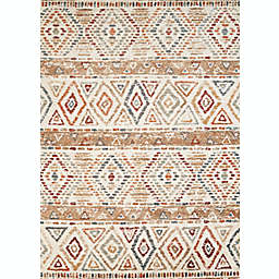 United Weavers Bridges Salto Grande Tufted Rug in Multi