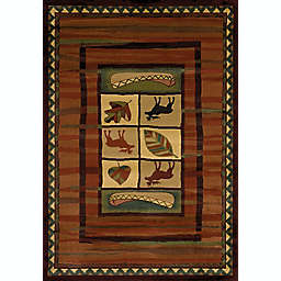United Weavers Highland Falls Lodge Area Rug