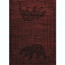 United Weavers Affinity Bear Cave Rug