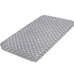 Millard Polka Dot Foam Crib Mattress