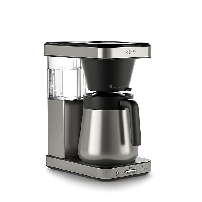 Alternate image 1 for OXO Brew 8-Cup Coffee Maker in Silver