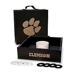 Clemson University Washer Toss Game Set in Onyx