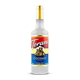 Torani 750 mL Coconut Syrup
