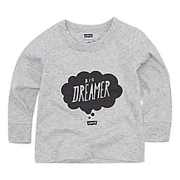 Levi's® Size 6M Big Dreamer Long Sleeve Shirt in Grey