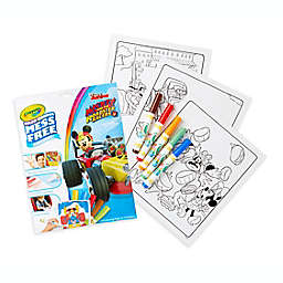 Crayola® Color Wonder Mickey Mouse Roadster Racers Coloring Pad