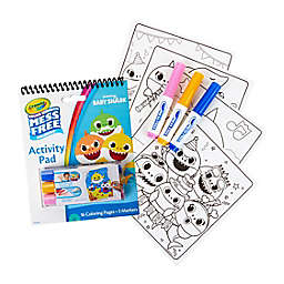 Crayola® Color Wonder Baby Shark Activity Pad