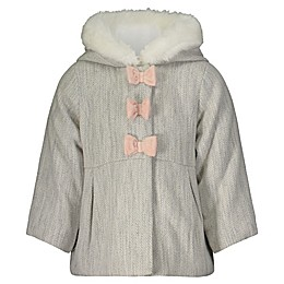 carter's® Faux Wool Coat in Grey