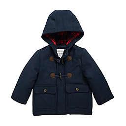 carter's® Faux Wool Coat in Navy