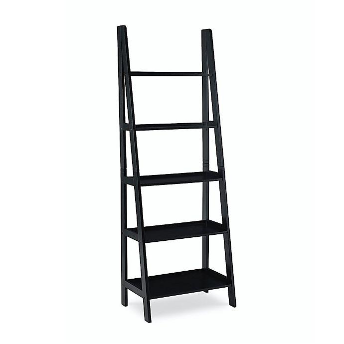 Alternate image 1 for Shane Ladder Bookcase