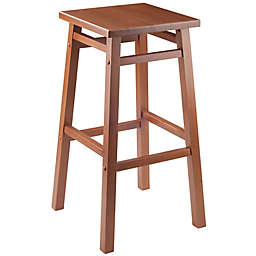 Winsome Wood Carter Square Seat Stool