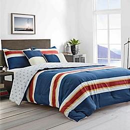 Boston Traders® Adam 5-Piece Reversible Comforter Set