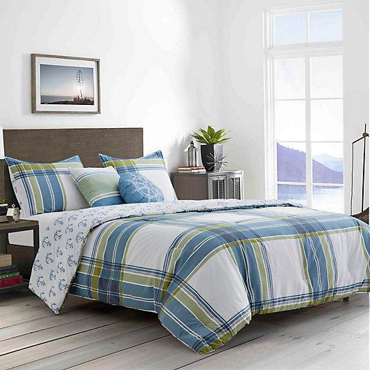 Alternate image 1 for Boston Traders® Charlie 5-Piece Comforter Set