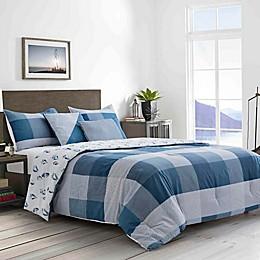 Boston Traders® Taylor 5-Piece Reversible Comforter Set