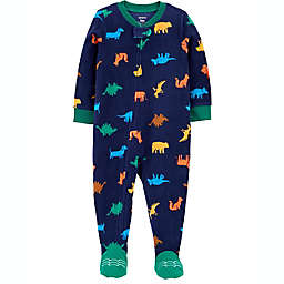 carter's® Fleece Footie Pajama