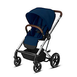 CYBEX Balios S Lux Single Stroller in Navy/Blue