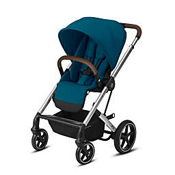 CYBEX Balios S Lux Single Stroller in River Blue