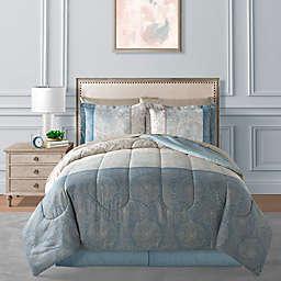 Sasha 8-Piece Reversible Comforter Set