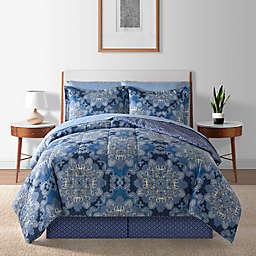 Windsor 8-Piece Reversible Comforter Set