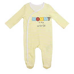 Baby Starters® Mommy Sleep and Play Footie in Yellow