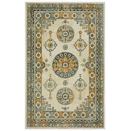 Mohawk Home® Prismatic Ladoga 2' x 3'4 Accent Rug in Orange