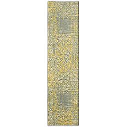 Mohawk Home® Prismatic Juniper 2' x 5' Runner in Gold Multi