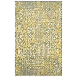 Mohawk Home® Prismatic Juniper 5' x 8' Area Rug in Gold Multi