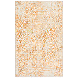 Mohawk Home® Prismatic Juniper 2' x 3'4 Accent Rug in Orange/Ivory
