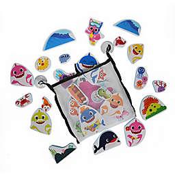 Pinkfong Baby Shark 30-Piece Bath Sticker Pack