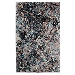 Mohawk® Home Prismatic Layered Marble Rug in Graphite/Multicolor
